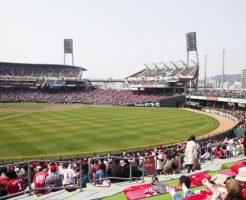 広島の野球教室