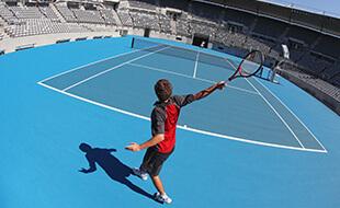 男子プロテニス
