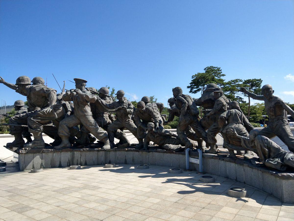 韓国戦争博物館